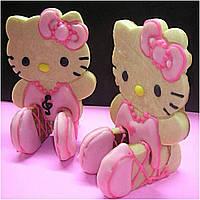 Вырубка для пряников Hello Kitty,  Кити, фото 1