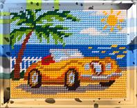 Bambini (Чарівниця)  № X-2246 Автомобиль
