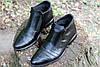 Мужские ботинки из натуральной кожи AVW 1170, фото 2