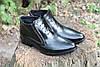 Мужские ботинки из натуральной кожи AVW 1190, фото 4