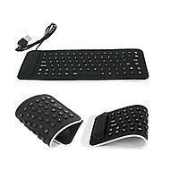Клавиатура силиконовая USB  для компьютера  X3 (реплика)
