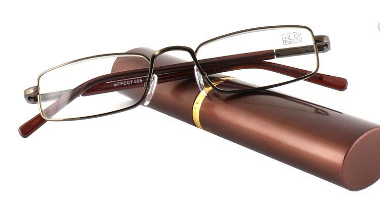Готовые очки для чтения в футляре (+1.0)