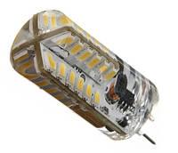Лампа светодиодная G4 2.5W 3000K 220V, фото 1