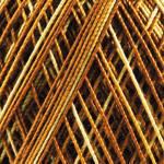 YarnArt Violet Melange №0012 желто-коричневый