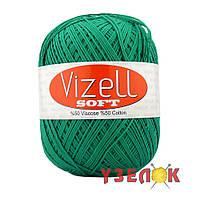 Vizell Soft №452 изумрудно-зеленый