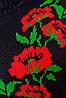 Вязаное платье с розами (в расцветках), фото 6