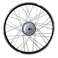 Мотор-колесо для установки на велосипед 24V250W редукторное 26 дюймов заднее