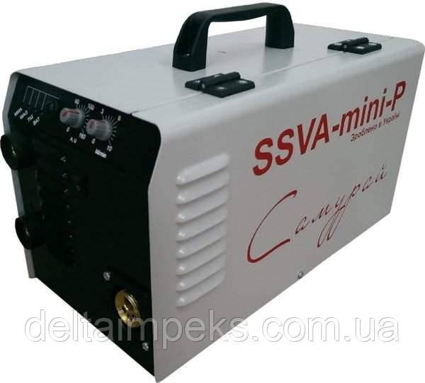Сварочный полуавтомат SSVA-MINI-P Самурай без горелки