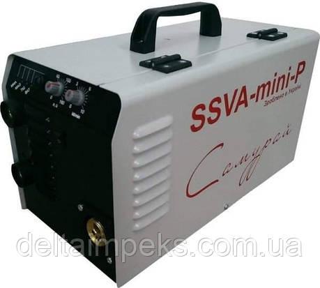 Сварочный полуавтомат SSVA-MINI-P Самурай без горелки , фото 2