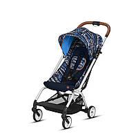 Cybex - Прогулочная коляска Eezy S Values for life, цвет Trust blue, фото 1