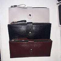 Женский тонкий кошелек, фото 1