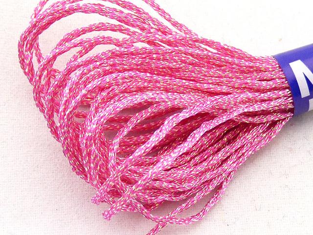 Гамма Металлик мулине для вышивания
