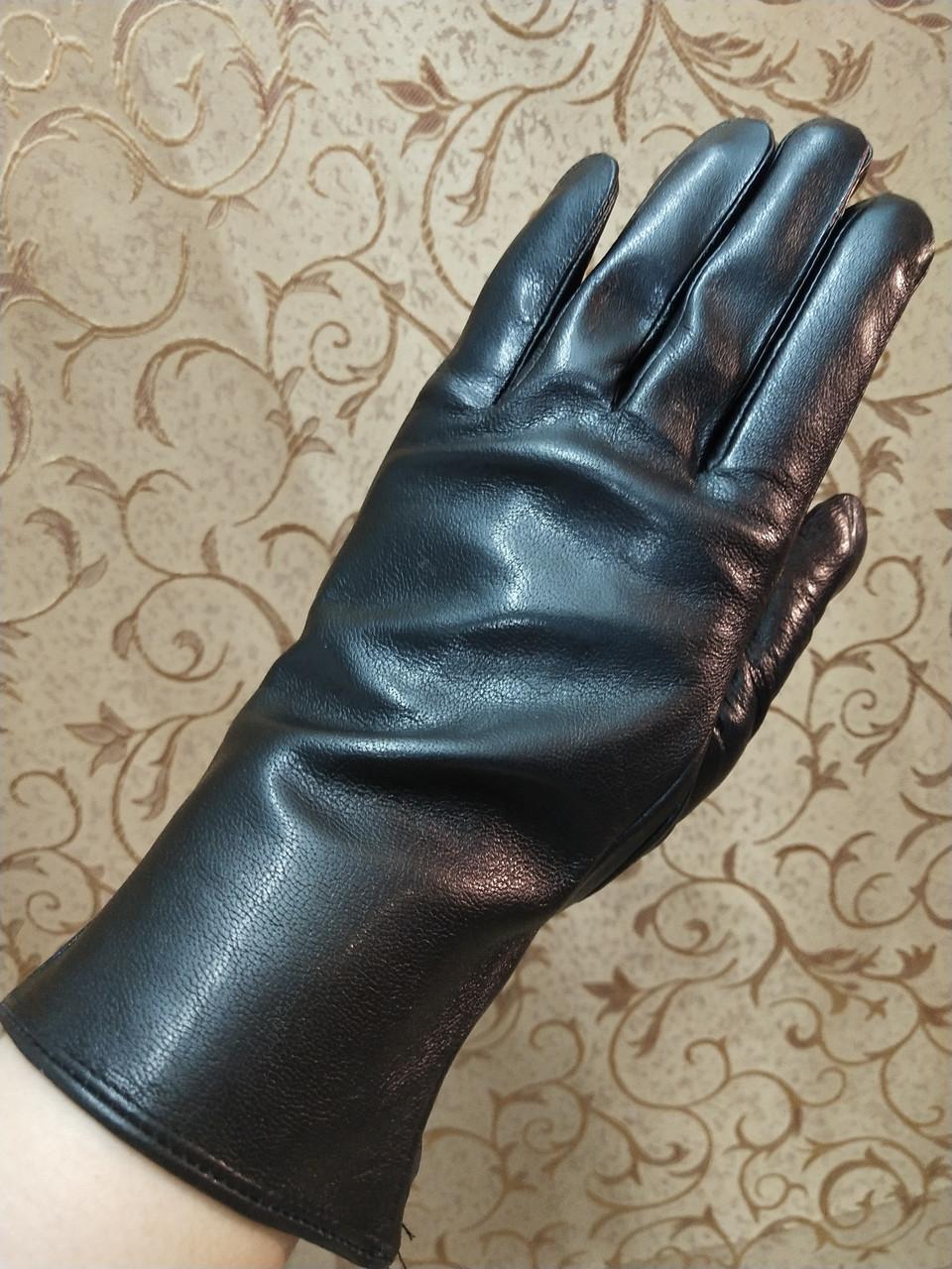 Кожа-натуральная с шерсти сетка женские перчатки только оптом
