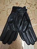 Кожа-натуральная с шерсти сетка женские перчатки только оптом, фото 3