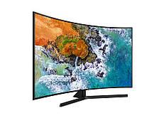 Телевизор Samsung UE55NU7500 (PQI1800Гц, 4K Smart, UHD Engine, HLG HDR10+, DDigital+ 20Вт, Curved DVB-C/T2/S2), фото 3