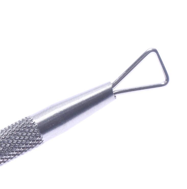 Стик с треугольным наконечником для снятия гель лака