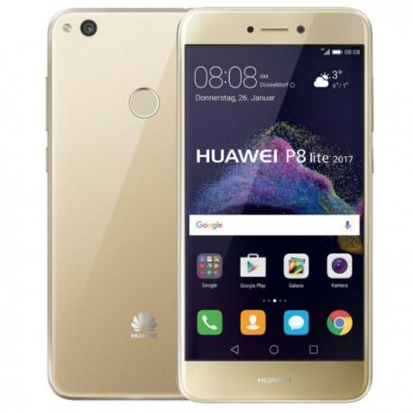 "Смартфон Huawei P8 lite 2017 Gold 3/32Gb, 12/5Мп, 4G, экран 5,2"" IPS, 3000 mAh, GPS, Kirin 655, 8 ядер"