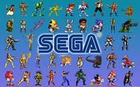 Картриджи Sega