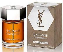 Мужская парфюмированная вода L`Homme Yves Saint Laurent Parfum Intense (восточно древесный аромат)  копия