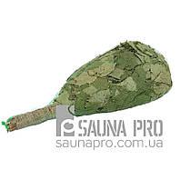 Веник кленовый в упаковке, Saunapro