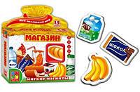 Мягкие магниты Магазин VT3101-18 Vladi Toys