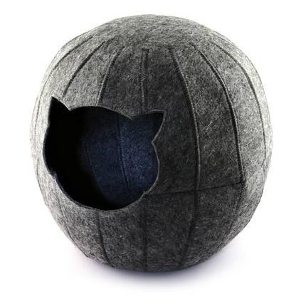 Домик для кошки Шар без подушки, Digitalwool, фото 2