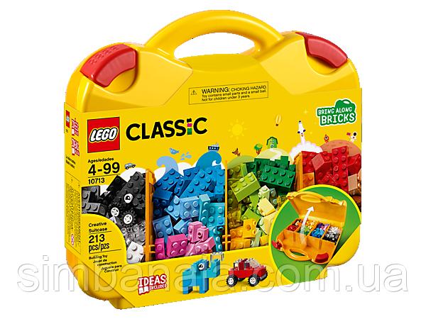 Конструктор LEGO Classic ящик для творчества (213 деталей)