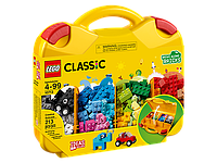 Конструктор LEGO Classic ящик для творчества (213 деталей), фото 1