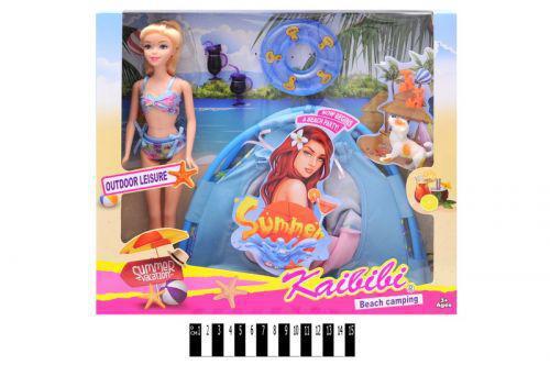 """Кукла на отдыхе """"Kaibibi"""" BLD145"""