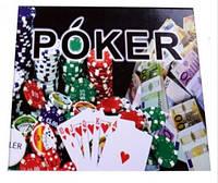 Покерный набор в кейсе , фото 1