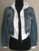 Женская джинсовая куртка из Германии (C&A)