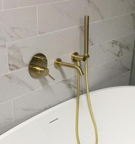 Смеситель для ванной комнаты 2-070