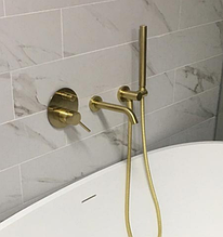 Змішувач для ванної кімнати 2-070