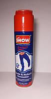 Спрей Краска-Воссаоновитель для Нубука и Замши темно-синяя SHOW 250 мл