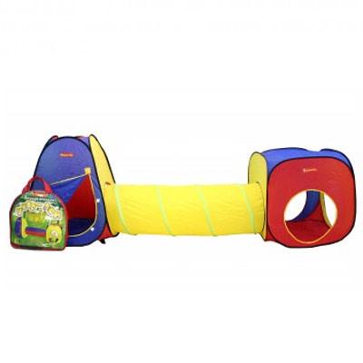 Палатка 5015 с тоннелем в сумке 290*75*98