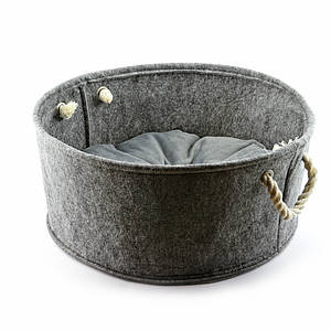 Корзинка с подушкой, Digitalwool