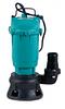 Насос дренажно - фекальный LIDER WQD 1.1 кВт без поплавка