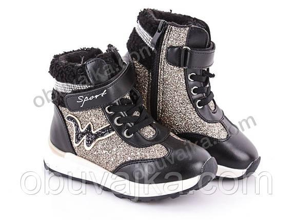 Зимняя обувь Зимние ботинки для девочек 2019 от фирмы BBT(27-32), фото 2
