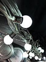 """Новогодняя гирлянда на елку """"Яркие лампочки"""" от сети, фото 1"""