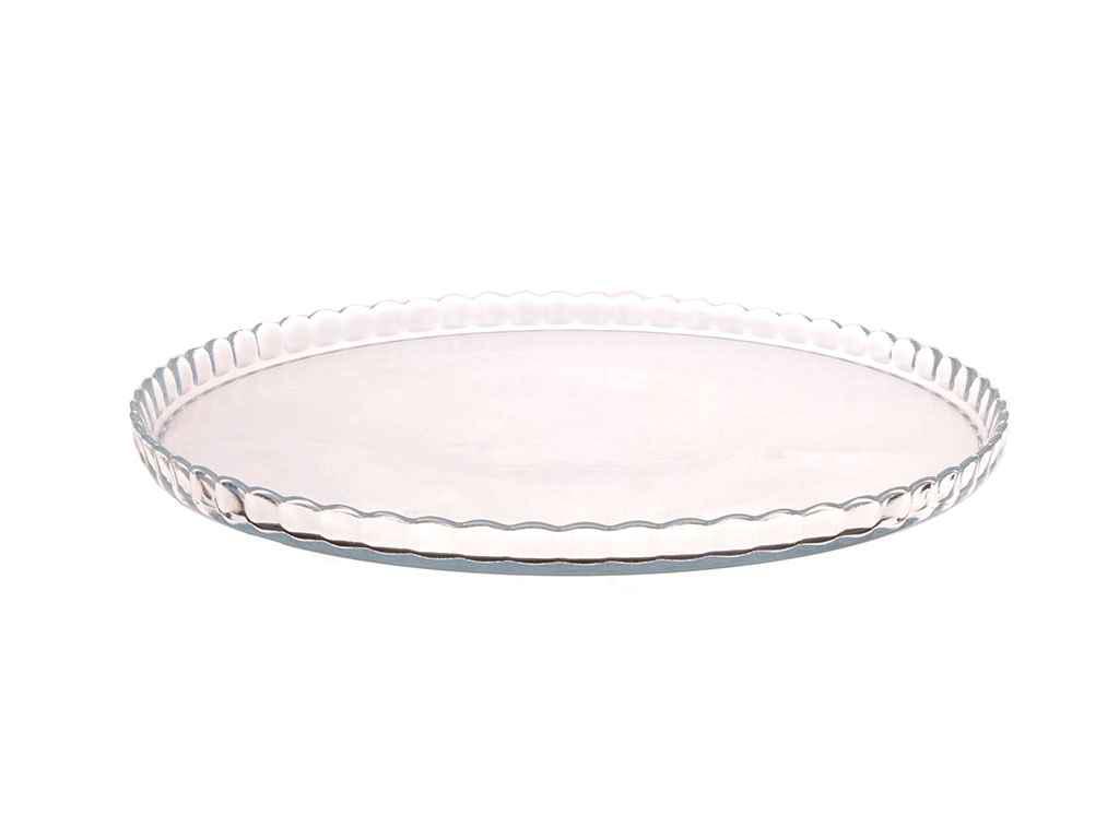 """Блюдо стеклянное для торта 28 см Patisserie арт.10352 """"PASABAHCE"""""""