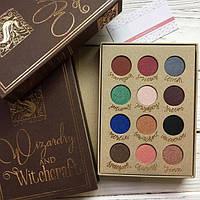 Тени для век Storybook Cosmetics Wizardry and Witchcraft Eyeshadow Palette (12 цветов)
