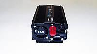 Инвертор преобразователь напряжения Power Inverter UKC 1000W 12V в 220V, фото 4
