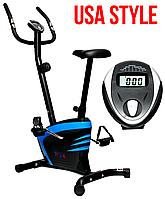 Велотренажер магнетик USA Style SS-36B