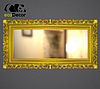 Дзеркало настінне Bogota в біло із золотом рами, фото 8