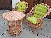 """2 кресла """"Обычные"""" и круглый стол №2, фото 1"""