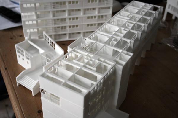 3D -печать архитектурного сооружения