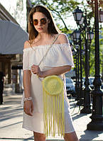 "Платье ""Macaroon Blanc"""