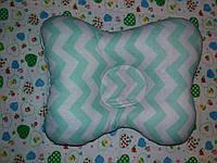 Копия Ортопедическая подушка для новорожденных от ТМ Lari