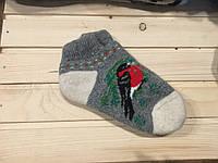Следы носки из шерсти ангоры женские, фото 1