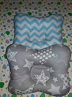 Ортопедическая подушка для новорожденных от ТМ Lari